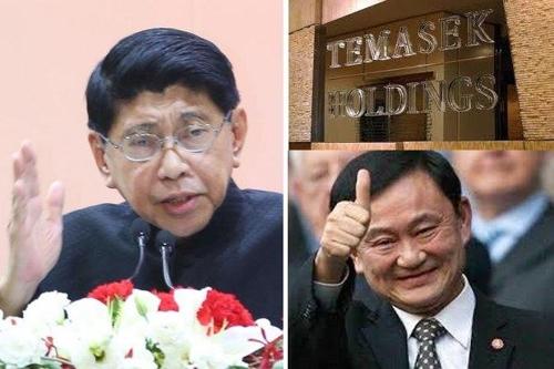 태국 군부-탁신, 3천900억원 '세금 전쟁' 예고