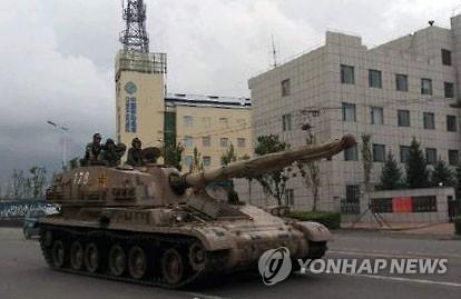 """""""중국군, 북 핵실험 대비 접경에 병력 추가 배치"""""""