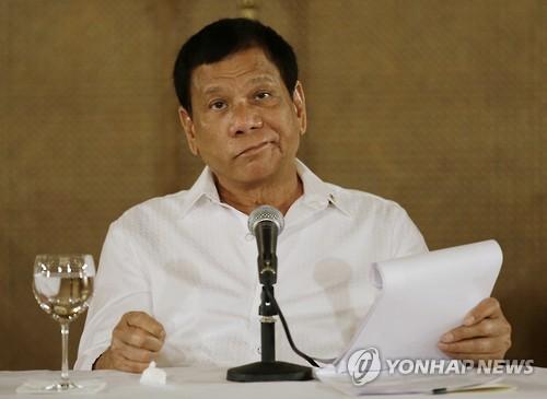 필리핀 1·2인자 '불편한 동거' 파열음…'두테르테 탄핵' 갈등