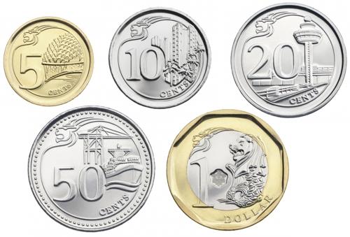 """싱가포르 """"한번에 10개까지만""""…동전 사용량 제한 추진"""