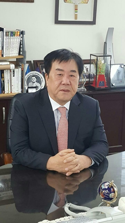 """우오현 SM그룹 회장 """"글로벌해운사 추가인수도 추진"""""""