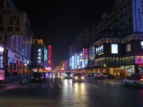 사드보복탓 북중접경 한국인거리에 중국인 발길 '뚝'