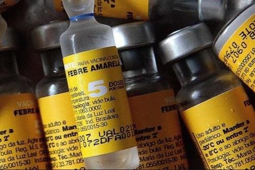 WHO, 황열병 비상 브라질에 백신 350만개 제공