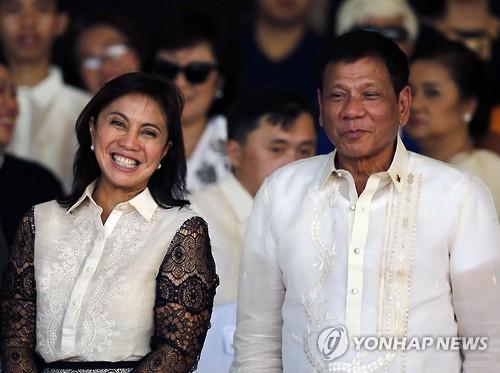 필리핀 대통령 이어 부통령 탄핵안도 발의?…여야 정면충돌