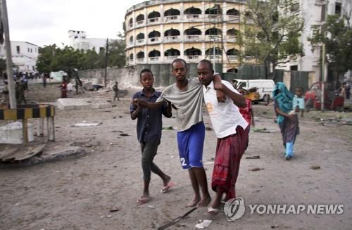 소말리아 대통령궁 근처 폭탄 공격…최소 7명 사망(종합)