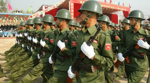 中 국영은행, 미얀마 반군 모금 계좌 거래정지…돈줄 죄나