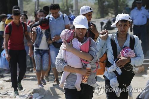 시리아·이라크 난민 1만여명 호주 정착