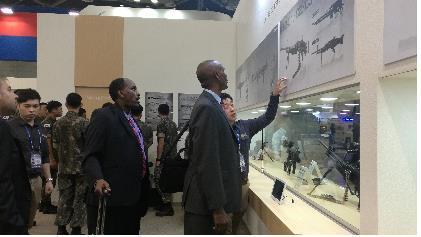 국내 중소기업, 케냐에 방산제품 1천만불 수출 예정