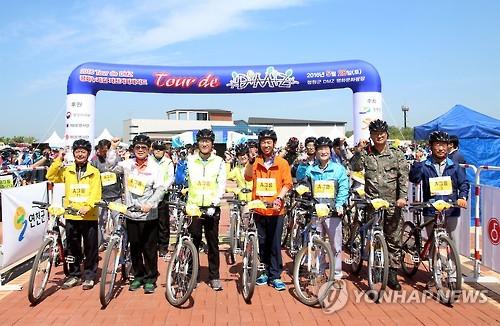 'DMZ 자전거 퍼레이드' 5월 27일 연천·철원서 열려