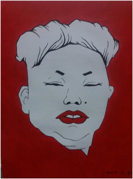 뉴욕 컬럼비아대에서 북한인권 풍자 전시회 열린다