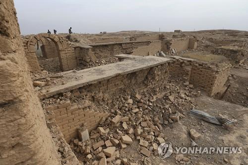 유엔 안보리, 문화유산 파괴·약탈 문화재 거래금지 결의