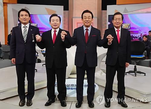 한국당 책임당원 투표…주자 사퇴설에 신경전 가열(종합)