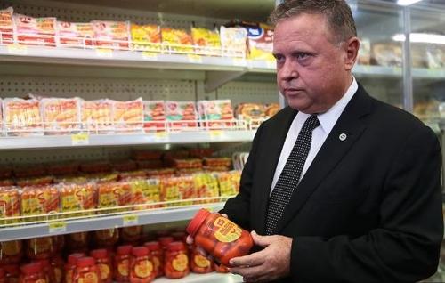 브라질 당국, 5개 육가공업체 작업장 생산중단 명령