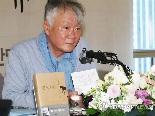 아버지처럼 살기 싫었던 작가 김훈의 사부곡…'EBS초대석'