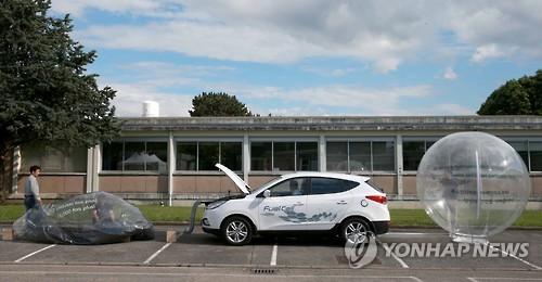 2030년 세종신도시 차량 넷 중 하나는 '수소·전기차'