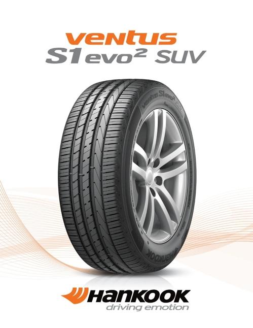 한국타이어, 벤츠 GLC에 신차용 타이어 공급