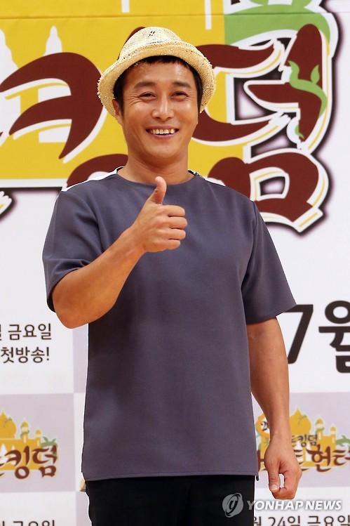 '달인' 김병만, 전북도 홍보대사로 위촉