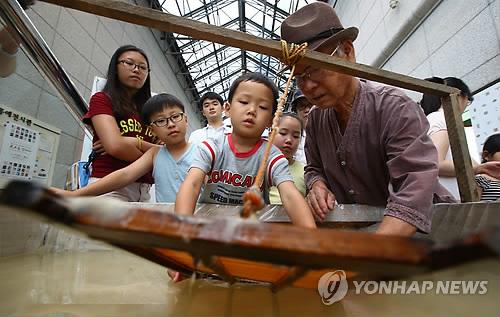 김광수 의원, 한지문화산업 지원·육성 제정법 발의