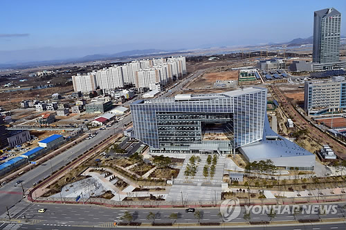 광주전남혁신도시 이전기관 올해 2천200여명 뽑는다