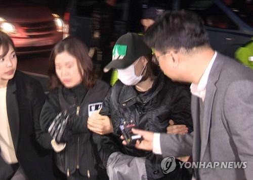 '치밀한 계획살인' 십년지기 친구 살해 30대女 구속영장