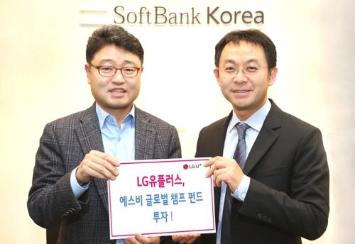 LG유플러스, 소프트뱅크와 손잡고 벤처 투자…100억원 출자