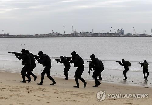 中해병대 5배 확대 '도미노'…일본·대만, 해병대강화 맞불