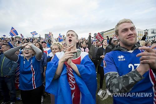 아이슬란드, 유로컵 역사적 승리 9개월 후 역사적 베이비붐