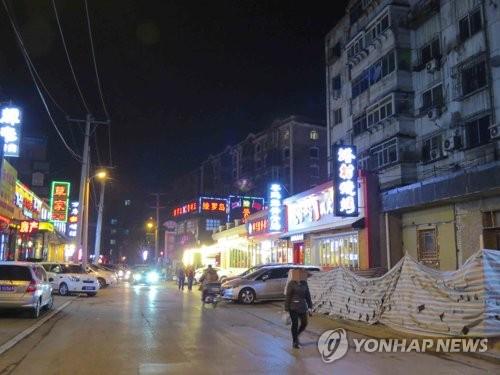 사드보복 장기화로 중국 선양 '코리아타운' 위기