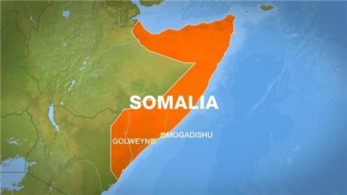 소말리아서 지뢰 터져 미니버스 탑승객 최소 19명 사망