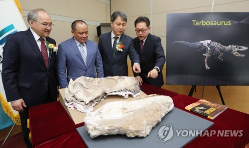 [이희용의 글로벌시대] 몽골 화석·부석사 불상·오타니 컬렉션