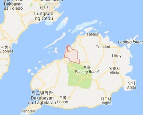 필리핀 휴양지 보홀섬서 군경-무장단체 교전…10여명 사망