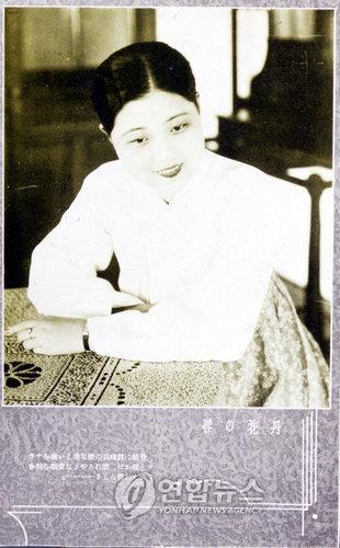 [김은주의 시선] 최초의 대중가요 스타, 평양기생 왕수복