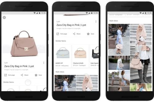 구글, '이미지' 검색을 '쇼핑 툴'로 전환 시도
