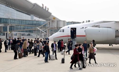 중국인, 북한 관광에 '싸늘한' 반응…지난달부터 급감