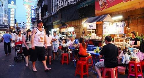 세계 최고 명성 방콕의 '길거리 음식' 사라질 위기