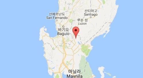 필리핀 북부서 버스 계곡 추락해 최소 24명 사망