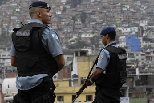 브라질 리우는 역시 '경찰의 무덤'…올해도 벌써 52명 피살