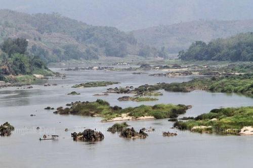 '메콩강 여울 폭파해 뱃길 확보' 中 조사에 환경단체 등 반발