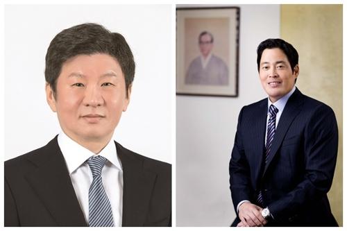 '한국의 경영자상'에 정몽규·정용진·이보균·허일섭
