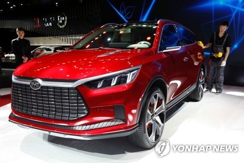 만만치 않은 中 로컬車…중국 시장 점유율 절반 육박