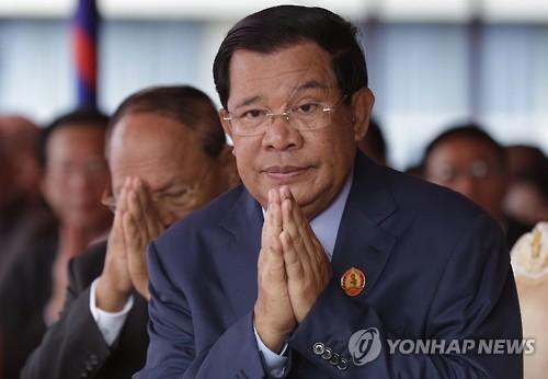 """日과는 다른 캄보디아 """"한반도 전쟁없다…대피 필요없어"""""""