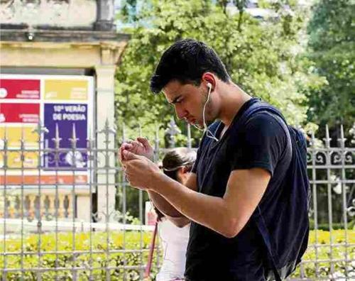 브라질 '1인 1스마트폰' 눈앞…10월중 2억800만대 전망