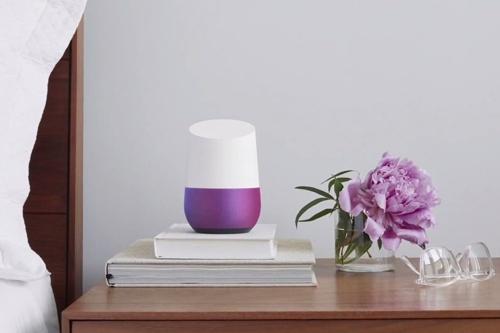 구글 가상비서 '구글 홈' 6개 다른 목소리 구분 가능