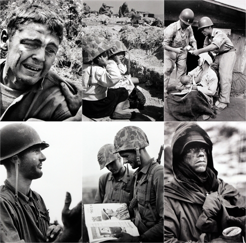 101세 美 전쟁사진작가 6.25 사진 30점 부산 영구전시