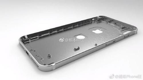 아이폰 8도 터치 ID 센서 후면에 위치시키나