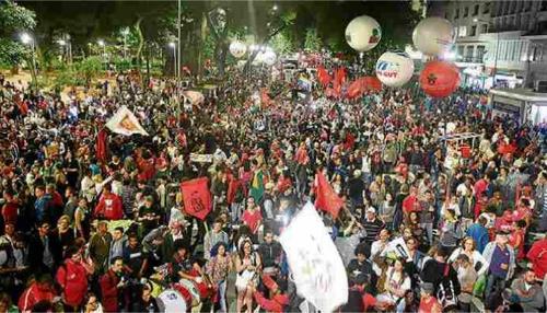 브라질 노동계 30년만에 최대 파업·시위 예고…정치권 초긴장