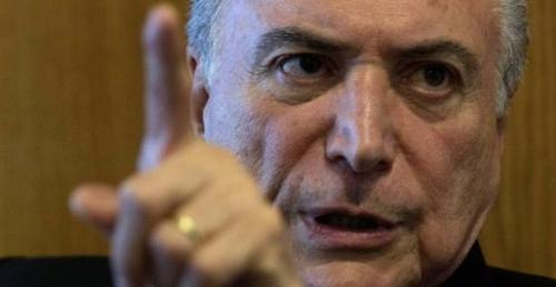 """브라질 대통령 """"베네수엘라 위기 유일한 해결책은 자유선거"""""""