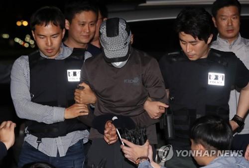 """농협 강도 버린 권총·실탄 찾았다…""""빚이 많아 범행""""(종합)"""