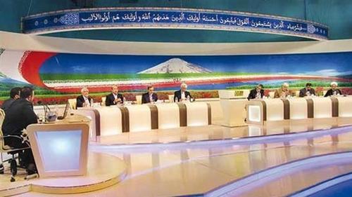 """이란 대선 TV토론 생중계하기로…""""후보·유권자 요구"""""""