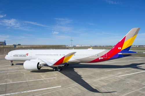 아시아나 A350기 취항 일주일 연기…예약자들 실망